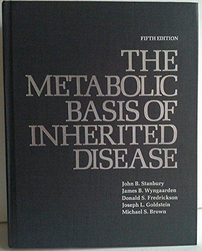 9780070607262: Metabolic Basis of Inherited Disease