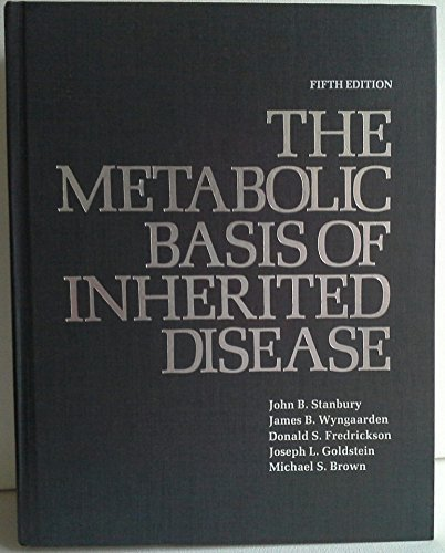 9780070607262: Metabolic Basis of Inherited Disease