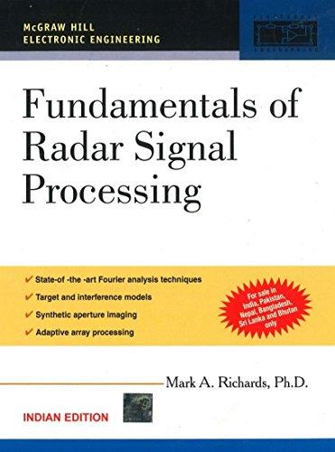 9780070607378: Fundamentals of Radar Signal Processing