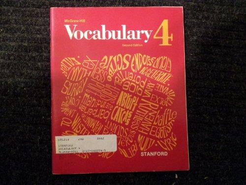 9780070607743: McGraw-Hill Vocabulary