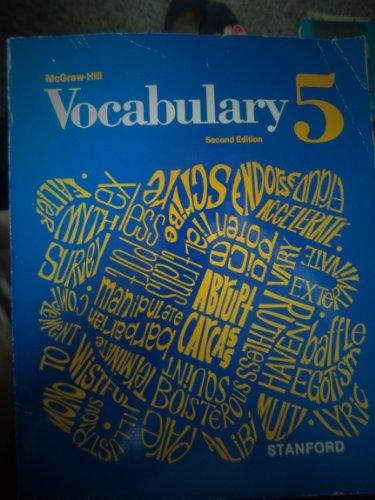 9780070607750: McGraw-Hill Vocabulary