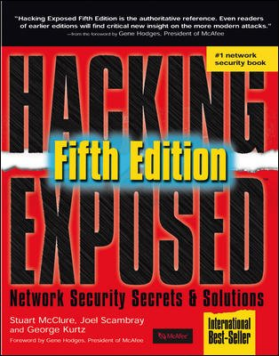 9780070607903: Hacking Exposed