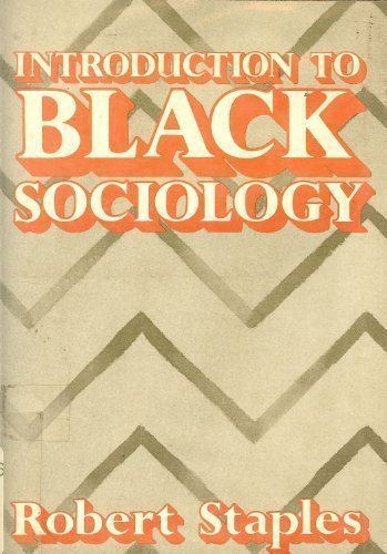 9780070608405: Introduction to Black Sociology