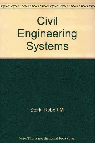 9780070608573: Mathematical Foundations for Design: Civil Engineering Systems