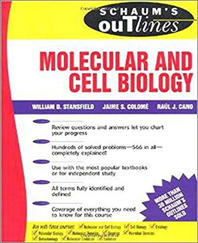 9780070608986: Outline of Molecular and Cell Biology