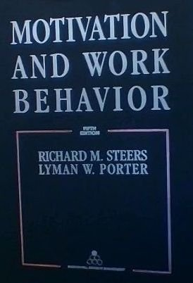 9780070609563: Motivation and Work Behavior