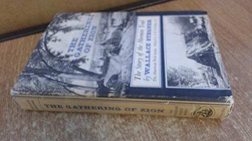 9780070609808: The Gathering of Zion: The Story of the Mormon Trail