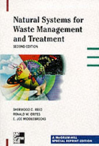 9780070609822: Natural Systems for Waste Management and Treatment