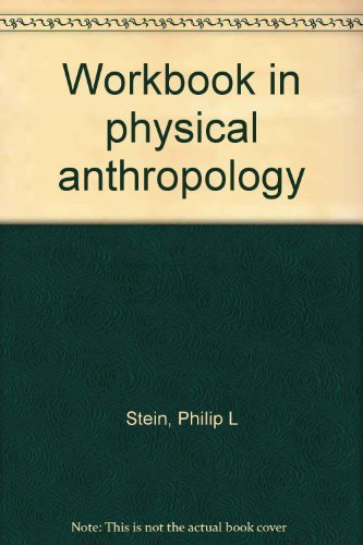 9780070609877: Workbook in physical anthropology