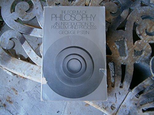 9780070609907: Forum of Philosophy