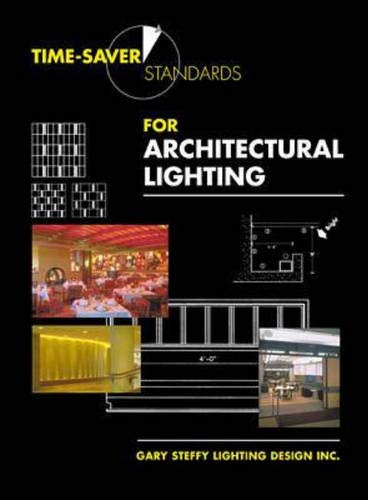 9780070610460: Time-Saver Standards for Architectural Lighting