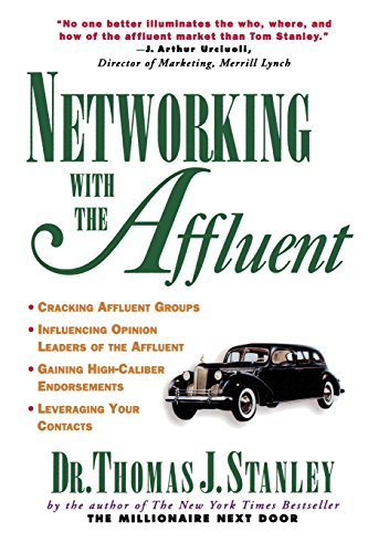 9780070610484: Networking With the Affluent