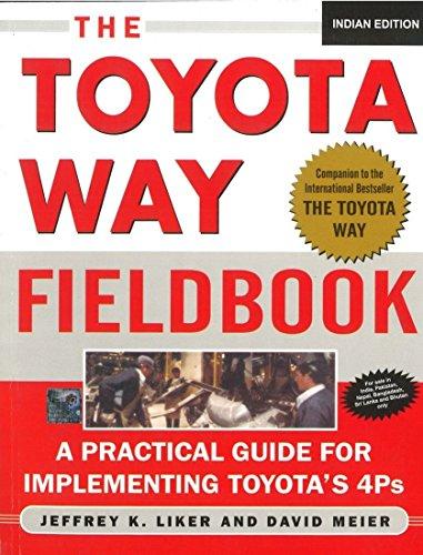 9780070610880: The Toyota Way Fieldbook