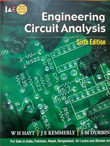 9780070611054: Engineering Circuit Analysis