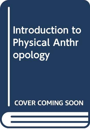 9780070611160: Introduction to Physical Anthropology