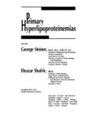9780070611313: Primary Hyperlipoproteinemias
