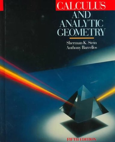 9780070611757: Calculus and Analytic Geometry, 5th Edition