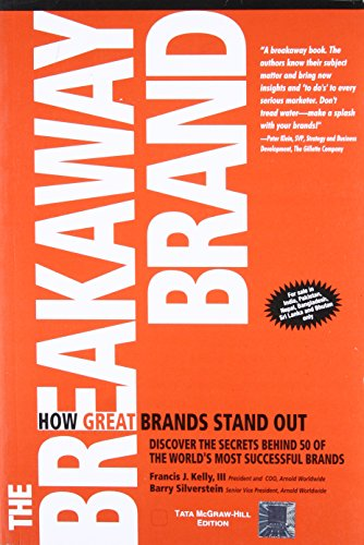 9780070611870: The Breakaway Brand: Technicians' Ready-reference Manual