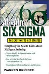 9780070612129: All About Six Sigma