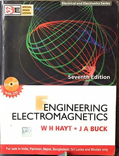 9780070612235: Engineering Electromagnetics