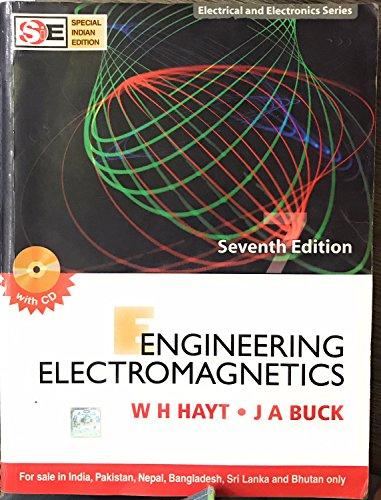 9780070612235: Engineering Electromagnetics