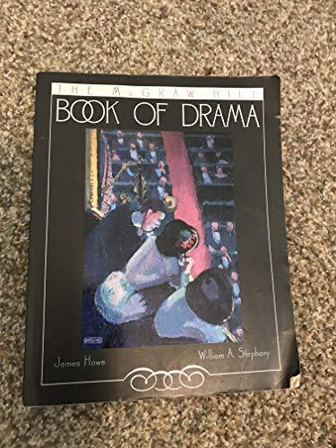 9780070612242: The McGraw-Hill Book of Drama