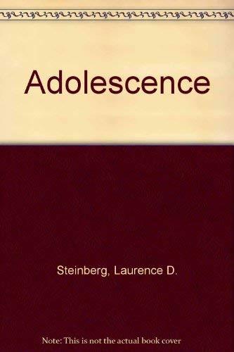 9780070612624: Adolescence
