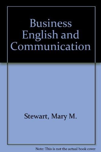 9780070613096: Business English and Communication