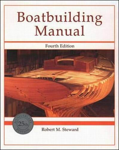 9780070613768: Boatbuilding Manual