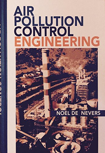 9780070613973: Air Pollution Control Engineering (MCGRAW HILL CHEMICAL ENGINEERING SERIES)