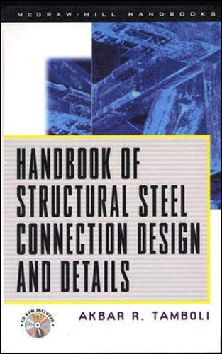 9780070614970: Handbook of Structural Steel Connection Design and Details