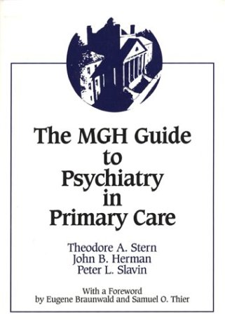 The MGH Guide to Psychiatry in Primary: McGraw-Hill Professional Publishing