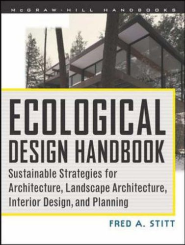 9780070614994: The Ecological Design Handbook: Sustainable Strategies for Architecture, Landscape Architecture, Interior Design, and Planning
