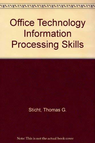 9780070615151: Office Technology Information Processing Skills: Mathematics