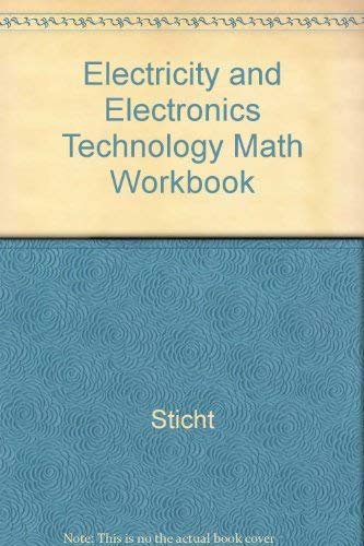 9780070615274: Electricity and Electronics Technology Math Workbook