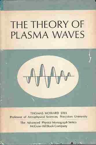 9780070615601: Theory of Plasma Waves
