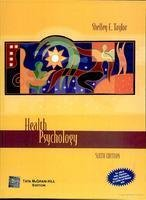 9780070615694: Health Psychology, 6th Edition (Textbook Only)