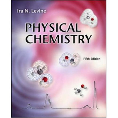 9780070615939: Physical Chemistry 5th International Edition