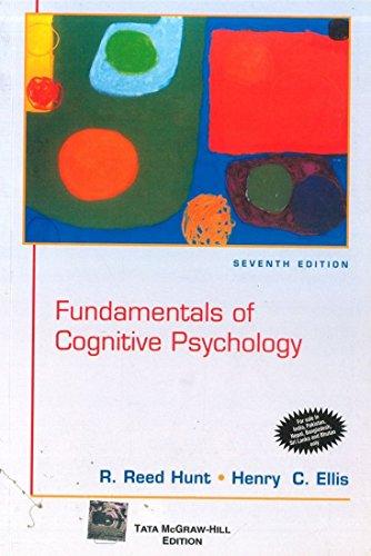 9780070615946: Fundamentals of Cognitive Psychology
