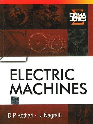9780070616660: Electric Machines