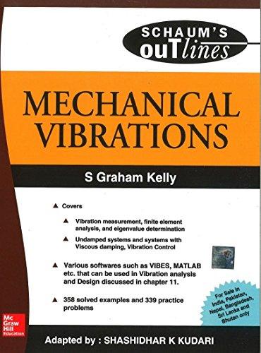 Mechanical Vibrations (Schaum'S Outline Series)