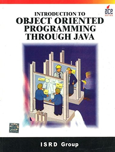 9780070616844: Introduction To Object Oriented Programming Through Java