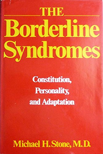 9780070616851: Borderline Syndromes: Constitution, Personality and Adaptation