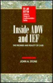 9780070617162: Inside ADW and IEF: Promise and Reality of CASE (McGraw-Hill Systems Design & Implementation)