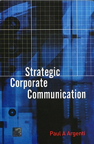9780070618169: Strategic Corporate Communication