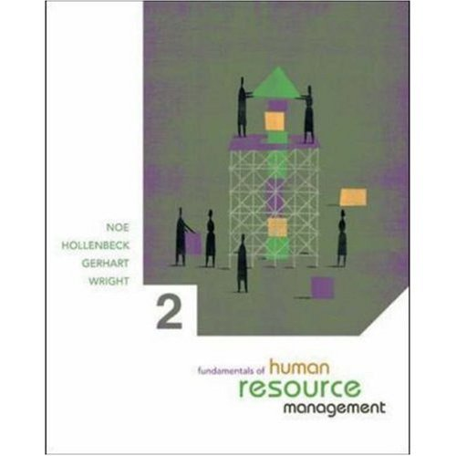 9780070618329: Fundamentals of Human Resource Management 2nd Economy Edition (Textbook only)