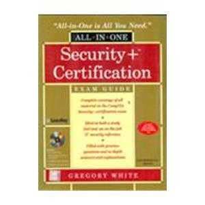 9780070618374: ALL-IN-ONE SECURITY CERTIFICATION EXAM GUIDE