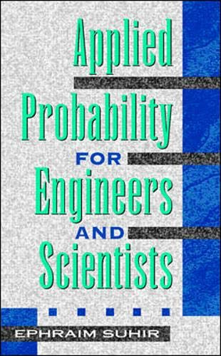 9780070618602: Applied Probability for Engineers