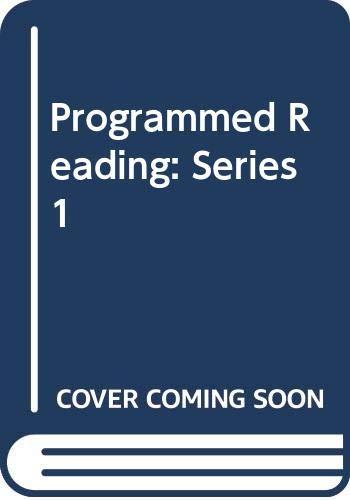 9780070619067: Programmed Reading: Series 1
