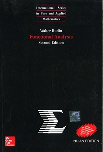 Functional Analysis (Second Edition): Walter Rudin